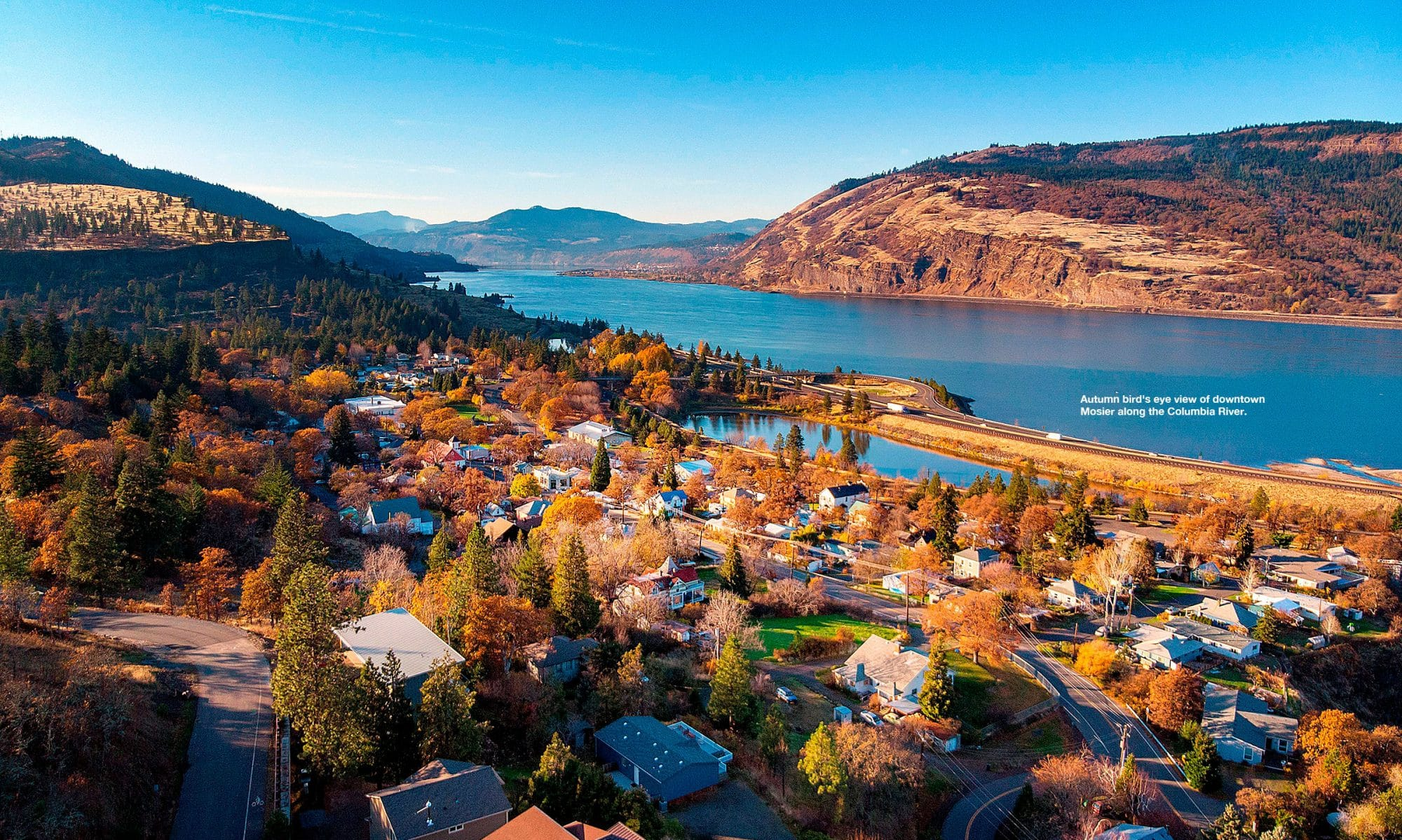 City of Mosier